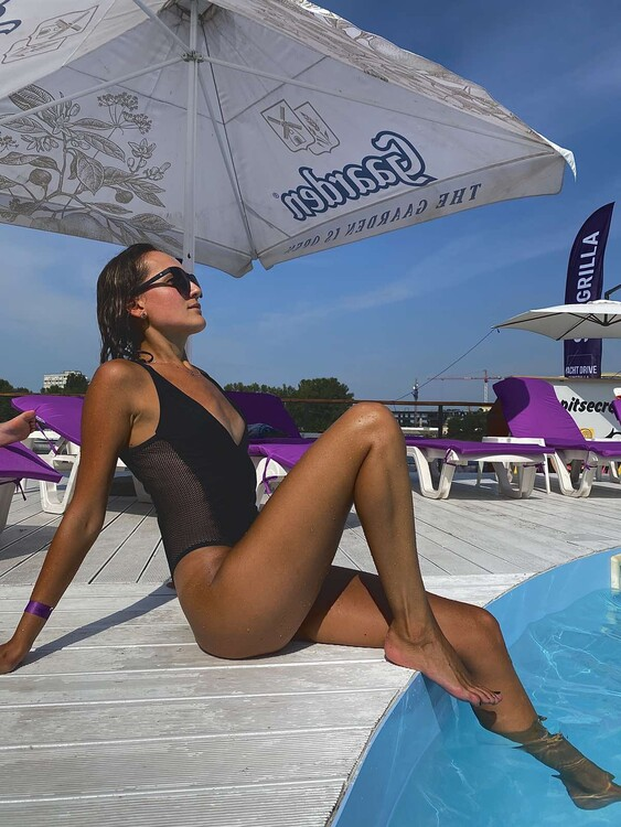 Julia estatura de mujeres rusas