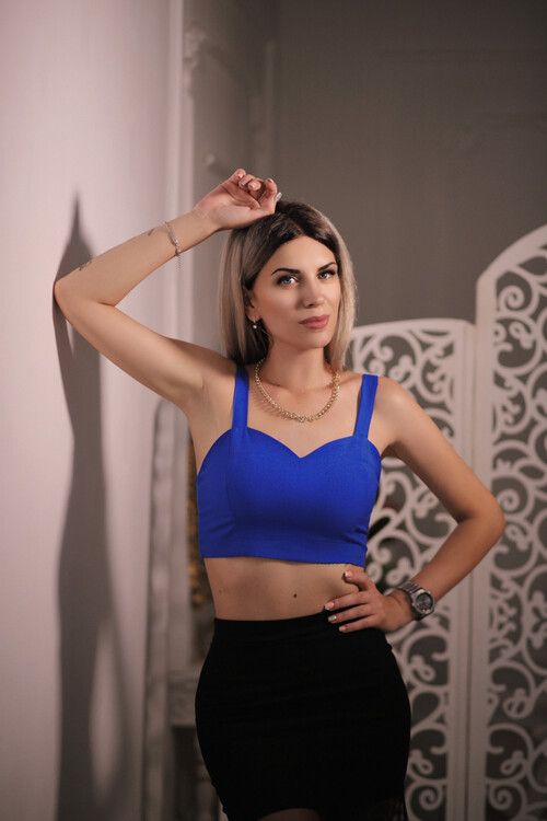 Yulia mujeres rusas solteras profile
