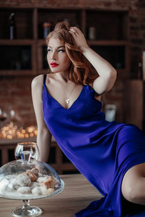 Kateryna mujeres solteras new york